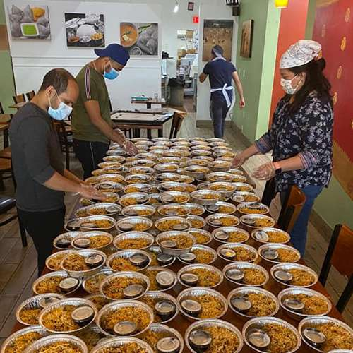 community free giveaway of foods