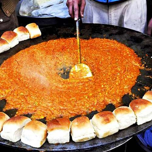 culture spicy indian street food